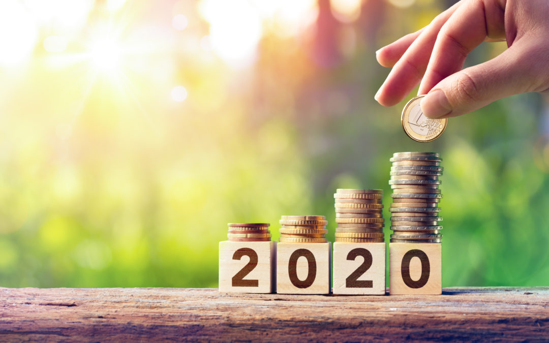 What Are Your Financial New Year & New Decade Resolutions?