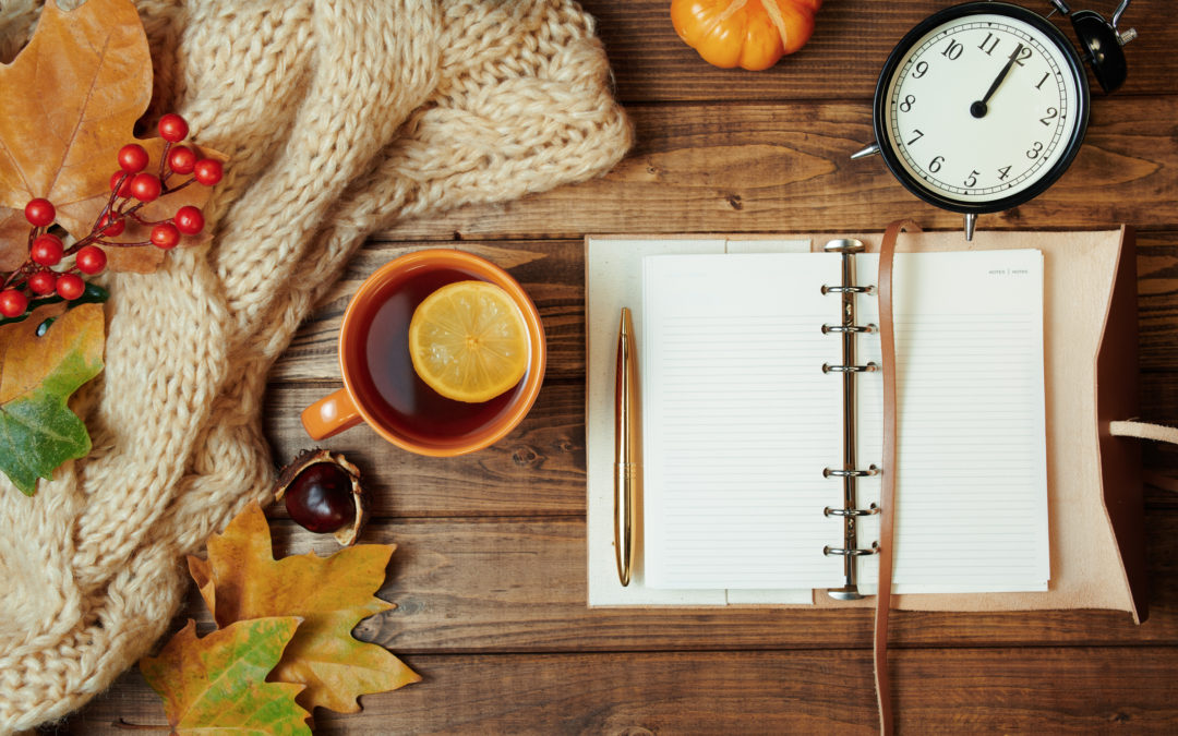 Fall Items to Check Off Your List