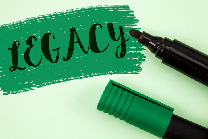 How You Can Leave A Lasting & Meaningful Legacy