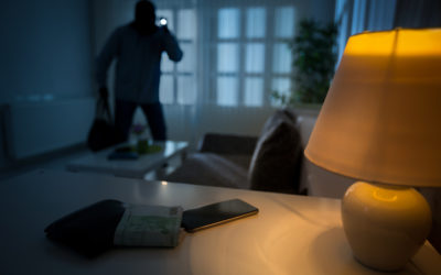 What To Do if Your Home is Broken Into